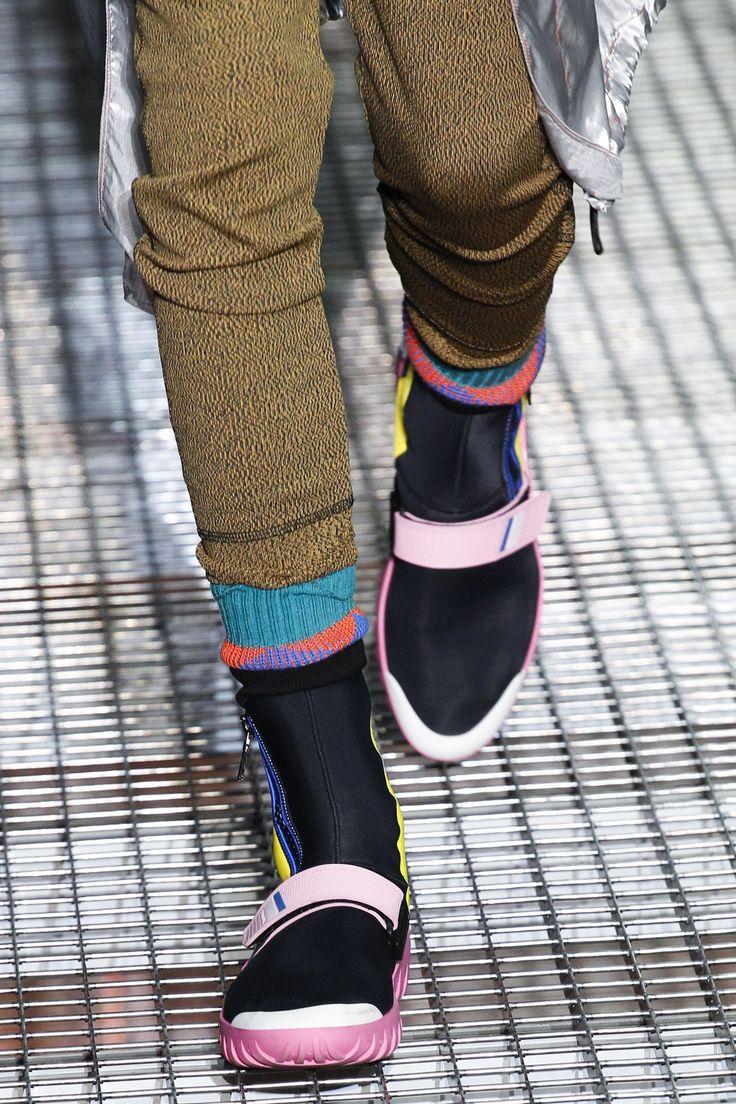 See detail photos for Prada Spring 2017 Menswear collection.