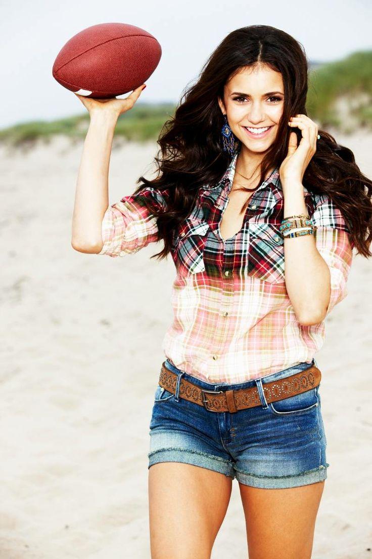Nina Dobrev for SELF Magazine (November 2012) | Nina ...
