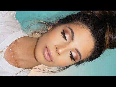 Easy Natural Makeup | 5 MINUTE MAKEUP | Laura Lee - YouTube