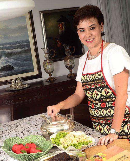 Chef Alicia Maria Soto