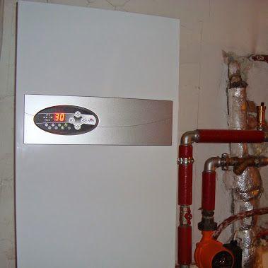 Elektryczny kocioł centralnego ogrzewania Kospel EkoCO LN2