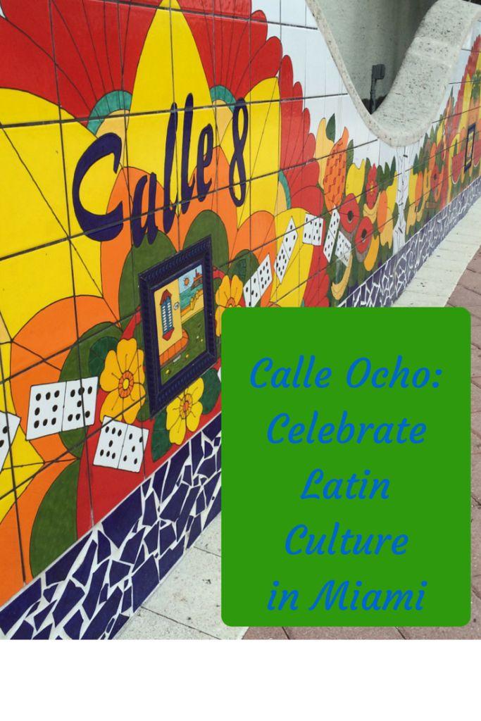 1000+ ideaa: Calle Ocho Pinterestissä | Calle ocho 2016,Miami ja ...