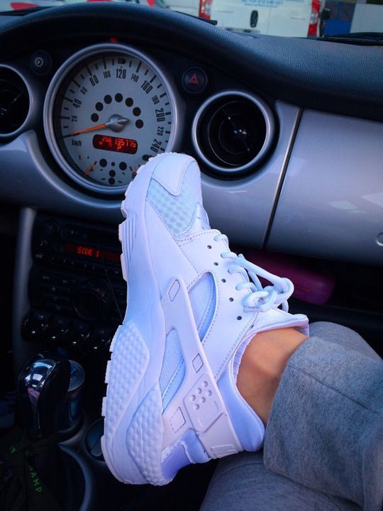 Tendance Chausseurs Femme 2017  Nike Air Huarache Running Shoes at Finish Line  Trendslove