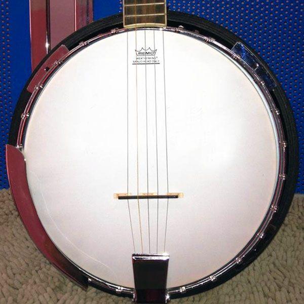 5-string Banjo Top Grade Exquisite Professional Wood Metal