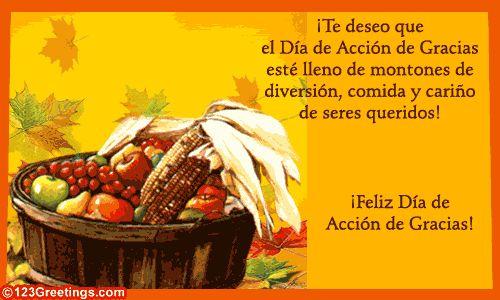 JESUS PODEROSO GUERRERO: Feliz Dia de Accion de Gracias !!!