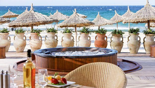 Hotel Mövenpick Resort & Marine Sousse i Tunesien Se mere på www.bravotours.dk @Bravo Tours #BravoTours #Travel