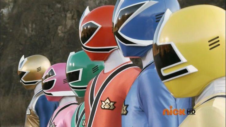 Power Rangers Samurai | My Shiny Toy Robots: TV Times #38: Power Rangers Samurai