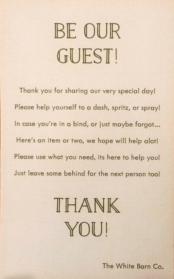 Bathroom Sign In Book best 20+ wedding toiletry basket ideas on pinterest | wedding