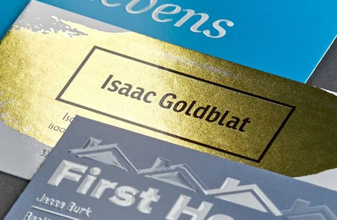 Golden Rules Business Card Design Custom Business Cards Custom Cards