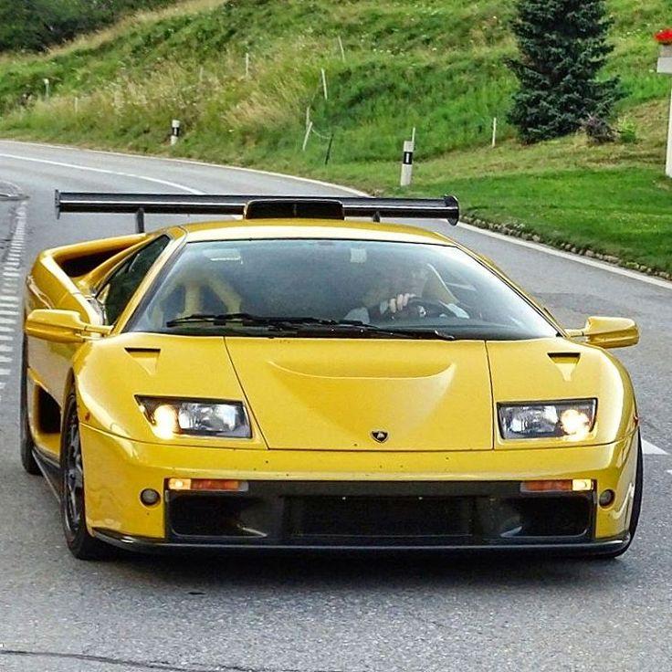 Lamborghini Diablo: 256 Best Lamborghini Diablo Images On Pinterest