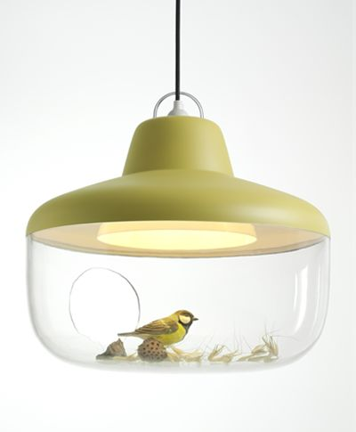 / pendant lamp + treasure /