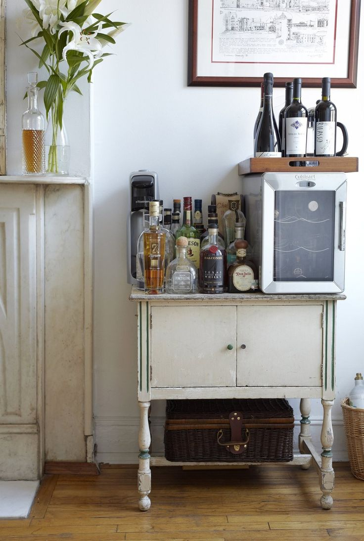 Lisa & Adam's French Country in Cobble Hill