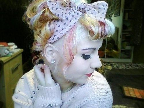 Scene girls: Scene Hairstyles, Perfect Hair, Classic Hairdos, Alternative Hair, Beautiful Hair, Fancy Hair, Updo, Scene Girls