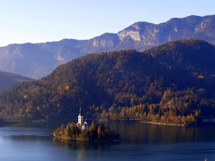 Bled, Slovenia.