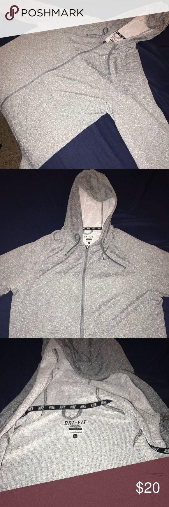 Nike Fleece Jacket Nike Fleece Jacket Used, but in great condition Size Large No Trades Best Offer Nike Jackets & Coats Lightweight & Shirt Jackets