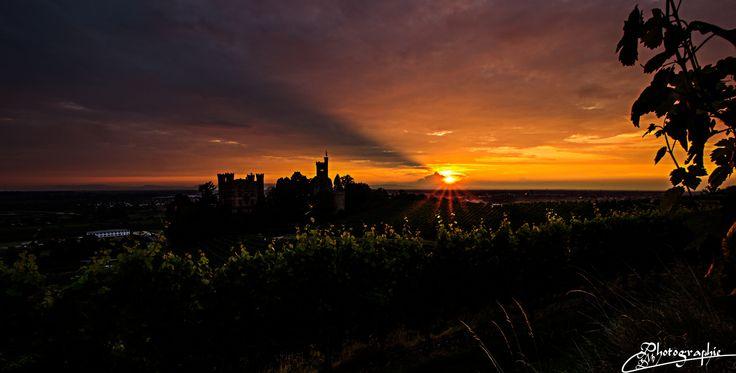 Fotograf Sunset Ortenberger Schloss von Michael Doninger auf 500px