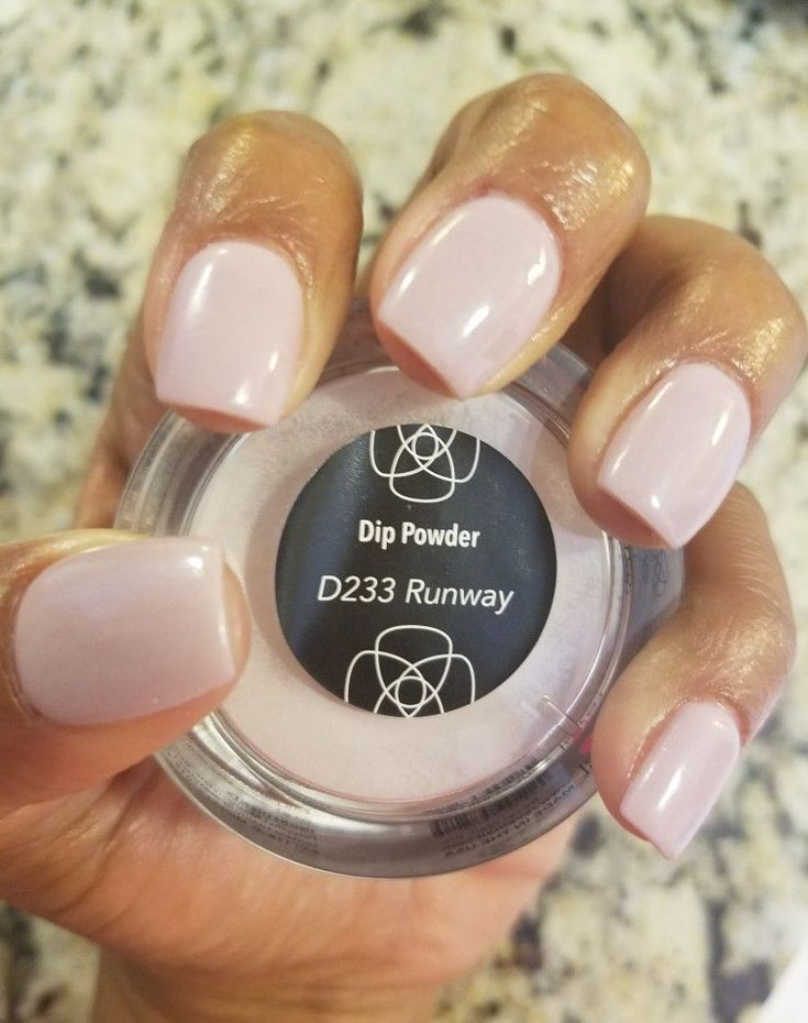 Revel Runway My New Fave Beautiful Neutral Purple Mauve Beauty Choices Powder Nails Sns