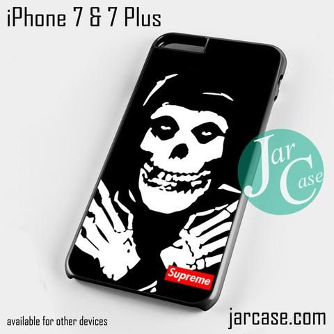 Skull Supreme Phone case for iPhone 7 and 7 Plus