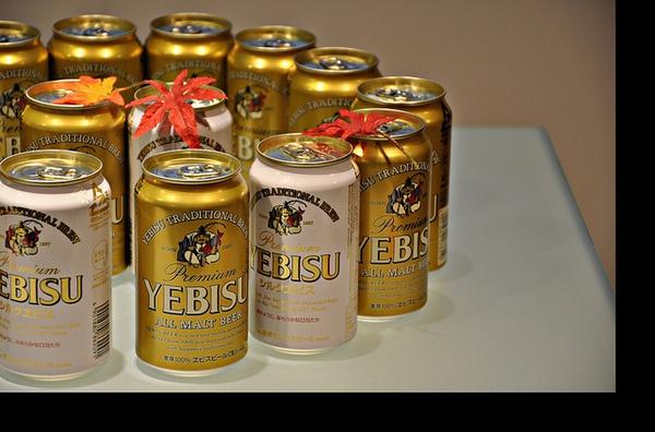 La birra Yebisu strega tutti con una nuova qualità di luppolo davvero speciale