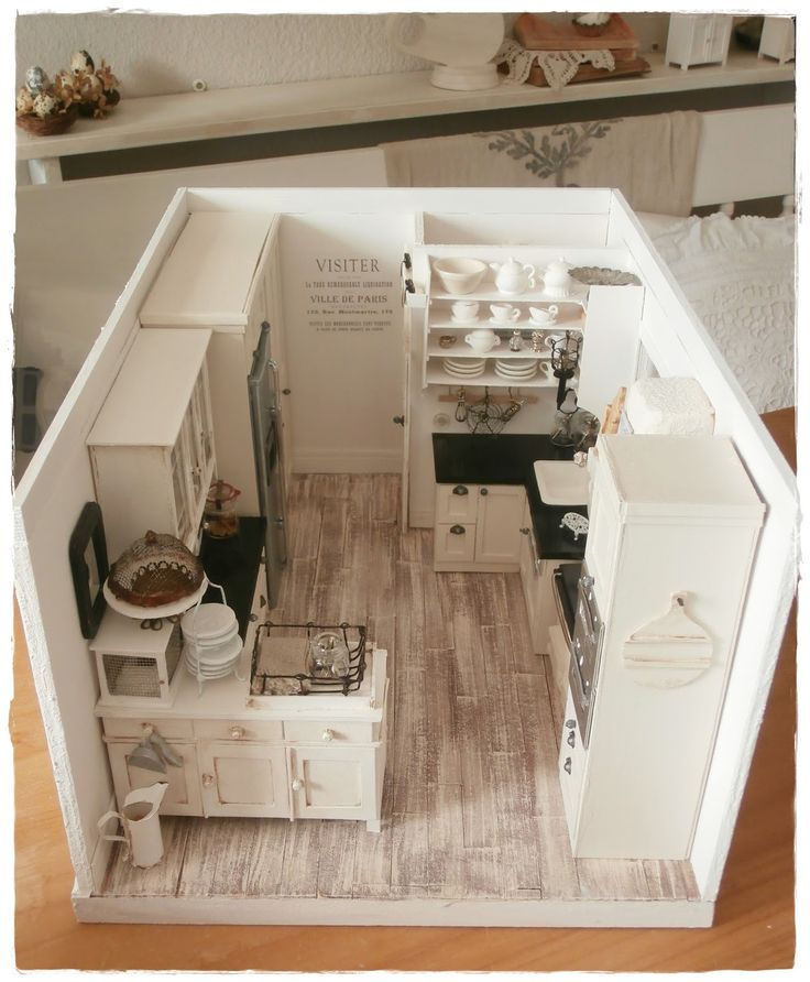 Kitchen Impossible Idee: Best 25+ Miniature Houses Ideas On Pinterest