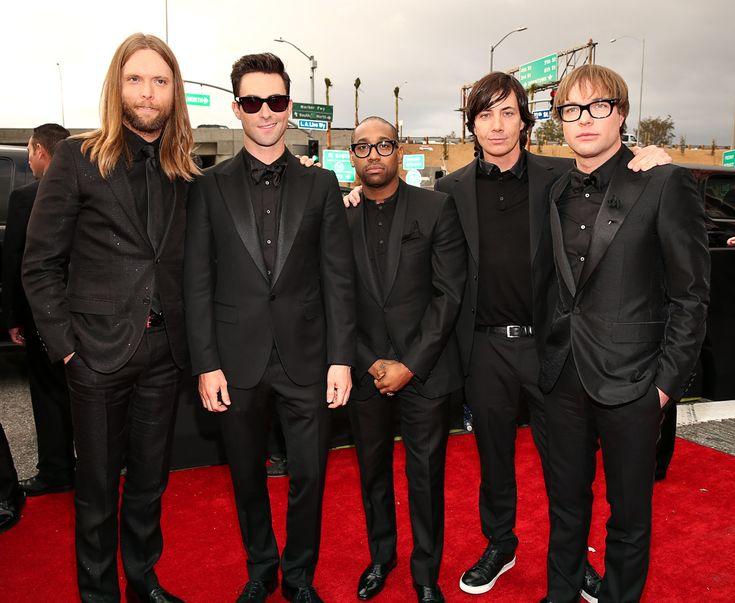 Maroon 5 - Grammys 2013