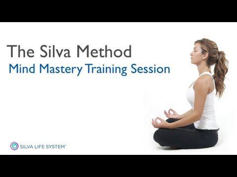 Silva Method - Mind Mastery Training Session by Laura Silva & Jose Silva