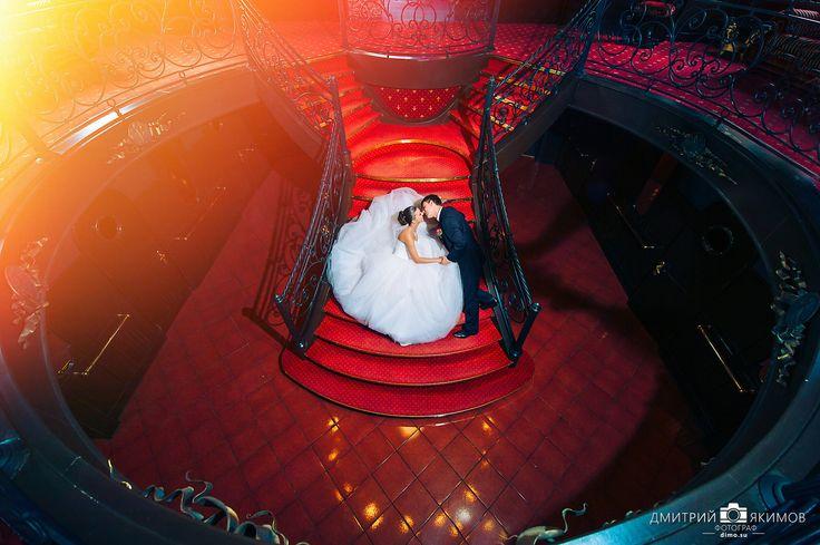 Шикарная свадьба в СПб - Свадебный фотограф СПб - Шикарная свадьба в СПб