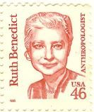 Ruth Benedict, anthropologist