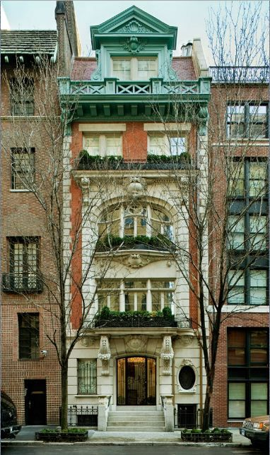 New Buildings Built in Traditional Architecture Style Beaux Arts Townhouse by Peter Pennoyer Architects - New York City - Page 25 - SkyscraperPage Forum