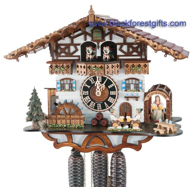 54 best cuckoo clocks - Coo coo clock pendulum ...