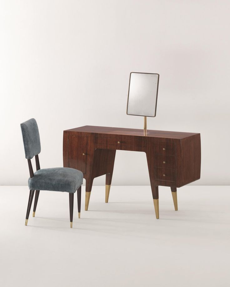 17 best images about gio ponti on pinterest upholstery for Dressing table 85cm