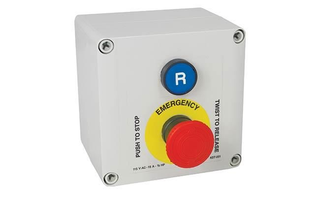 Sensing-Saf-Start motor controls help industrial users achieve higher levels of safety by preventing accidental machine start-ups after a voltage drop or power interruption.