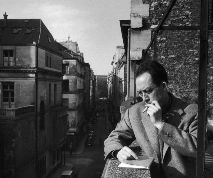 Los goles de Albert Camus