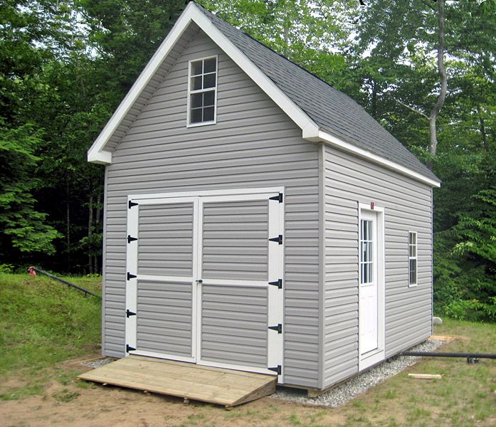 2 story sheds prefab storage sheds modular and custom for Prefab garden buildings
