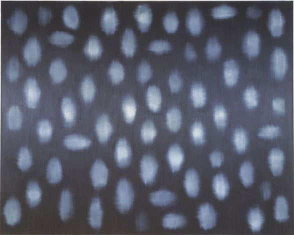 "Ross Bleckner 1994 ""Hands and Faces"""