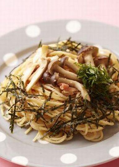 たらこスパゲティ のレシピ・作り方 │ABCクッキングスタジオのレシピ | 料理教室・スクールならABCクッキングスタジオ