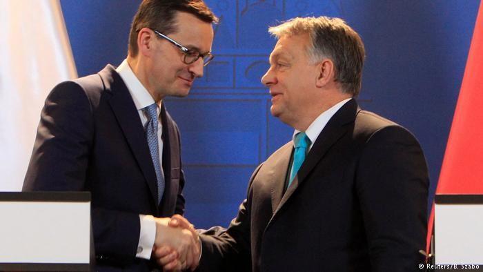 Венгрия и Польша стремятся расширить свое влияние в Евросоюзе http://vecherka.news/vengriya-i-polsha-stremyatsya-rasshirit-svoe-vliyanie-v-evrosoyuze.html  На встрече в Будапеште премьер-министры Польши и Венгрии отметили важную роль Вышеградской четверки в ЕС, а также подвергли критике миграционную политику Брюсселя.