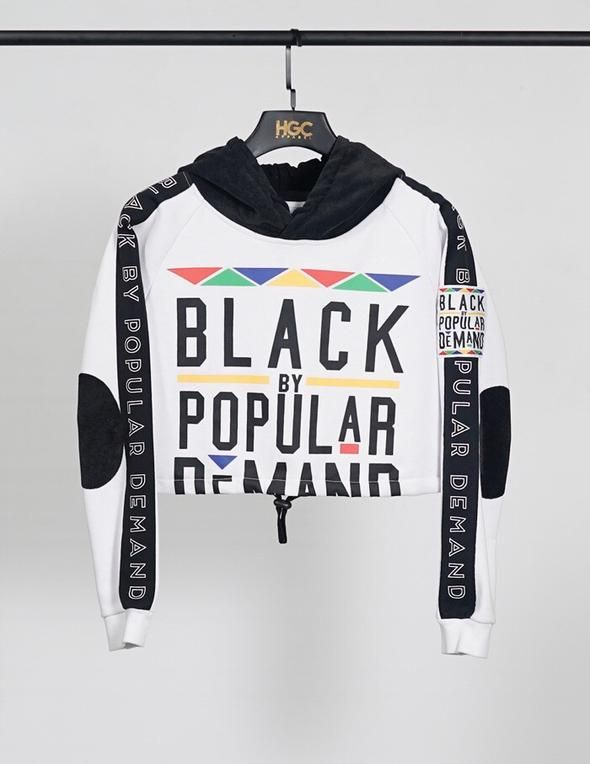 beba81cb691c3b BLACK BY POPULAR DEMAND® Yellow Crop Top – HGC Apparel