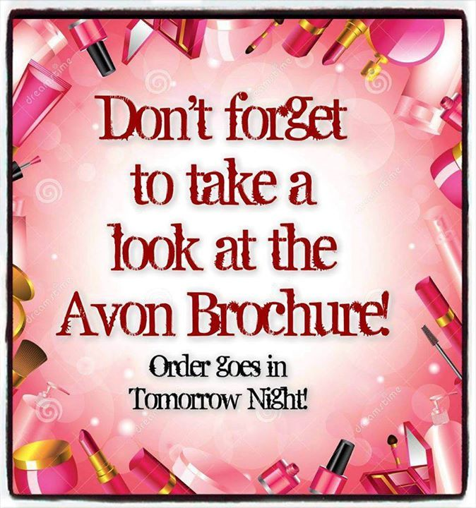 C 20 going in tomorrow and C 21 will be starting up http://www.avon.ca/shop/en/avon-ca-next/brochure-list?BP=Hm6JdEYWyqw%3D