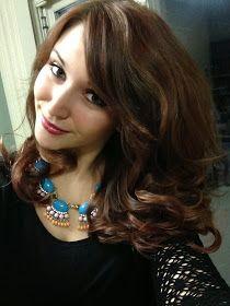 Delectable Escapades // Big Texas Hair Tutorial #bigcurls #bighair #pageanthair #hairtutorial