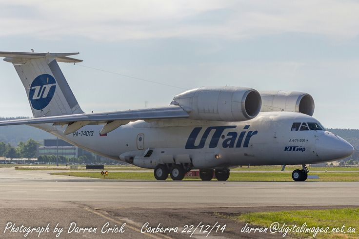 Antonov An-74 RA-74013 moves to depart #Canberra Airport 22/12/14. #avgeek #aviation #photography #canon #Spotter #Aviationphotography #cbr