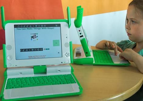 Low cost laptops made in Australia for kids use