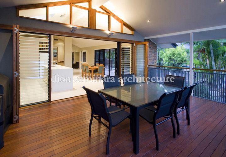 Carina Heights Architects, Brisbane Entertainment Area Design