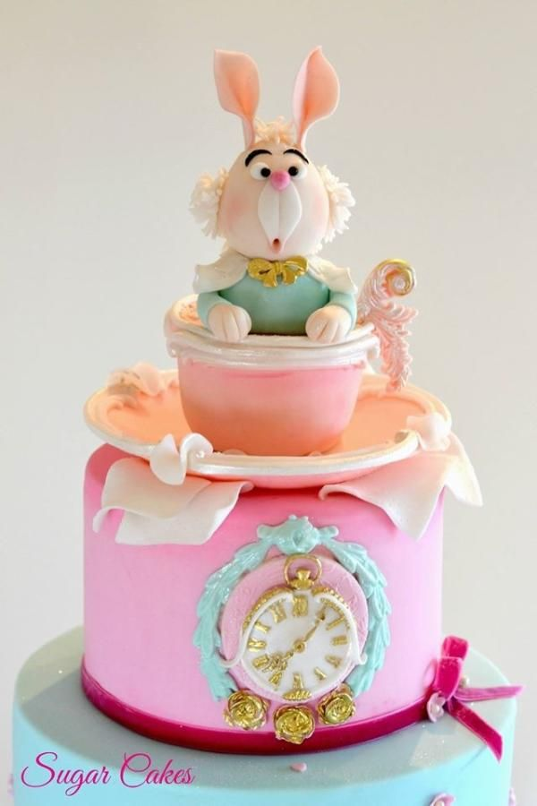 Alice in Wonderland... Baby Fantasy by Sugar Cakes