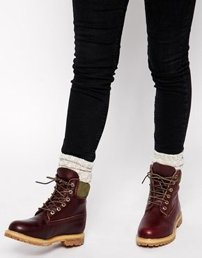 lace up timberland boots with heels for women