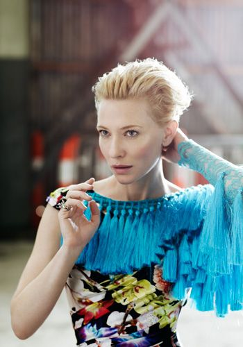 cate blanchett x romance was born #photography #threads #beauty