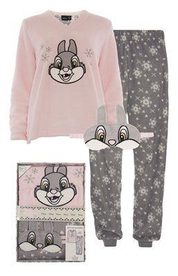 Pink Disney Thumper Gift Box PJ Set