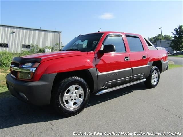 2005 Chevrolet Avalanche 1500 LT Z71 Fully Loaded 4X4 Crew Cab Short Bed - Visit www.davis4x4.com and www.davisautosales.com to view more inventory!