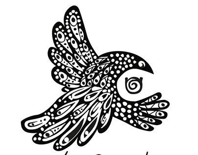 "Check out new work on my @Behance portfolio: ""black White bird illustration Personal signature"" http://be.net/gallery/53318625/black-White-bird-illustration-Personal-signature"