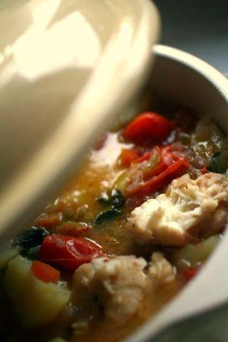monkfish stew… | Real Italian Foodies